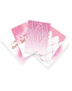 Pink Ribbon Kaartenset