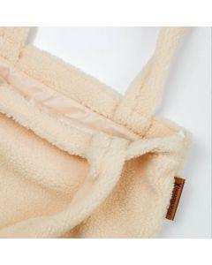 Pink Ribbon Teddy Bag
