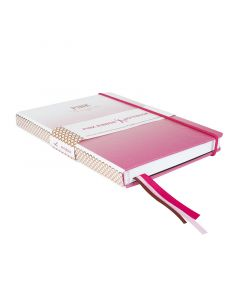 Pink Ribbon Notebook 2019