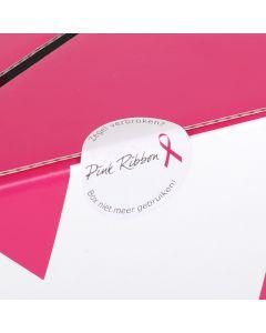 Pink Ribbon donatiebox (nieuw)