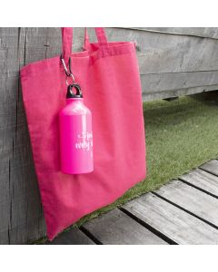 Pink Ribbon Drinkfles