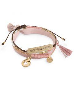 Pink Ribbon Armband 2017