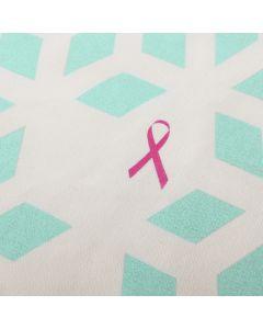 Pink Ribbon Tas mint