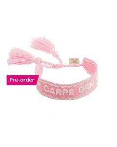 PRE ORDER - Pink Ribbon Armband 2021 NL (verzending vanaf 20 september 2021)